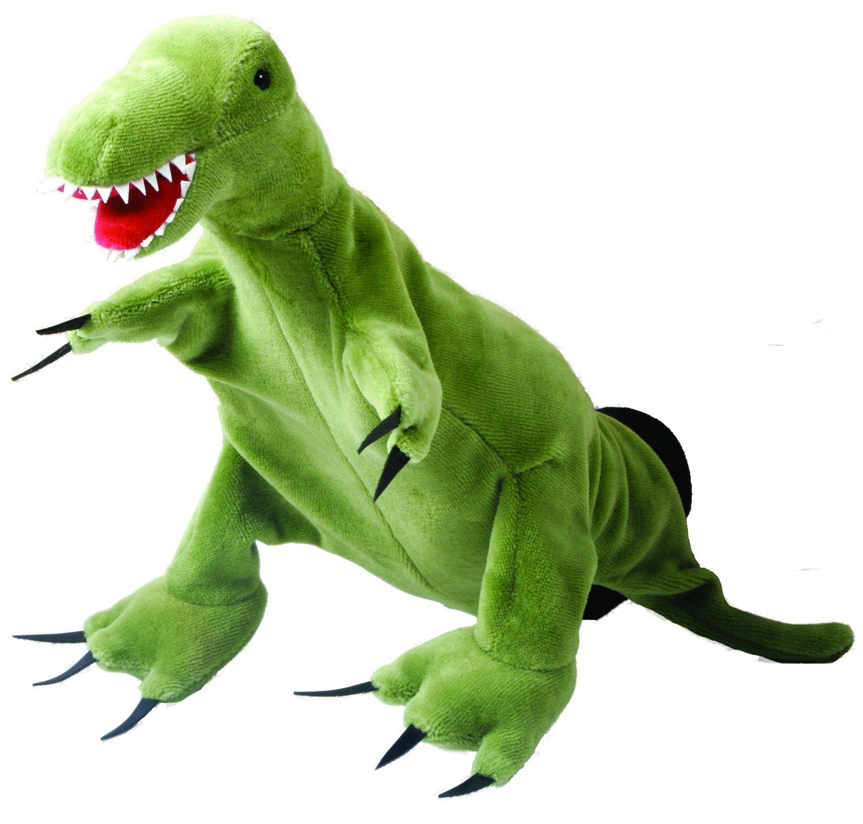 Hape Beleduc T-Rex Kid's Glove Hand Puppet