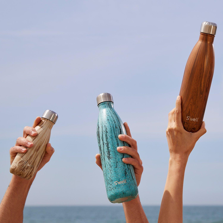S'well Teakwood Water Bottle, 17 oz. by S'well (Image #5)