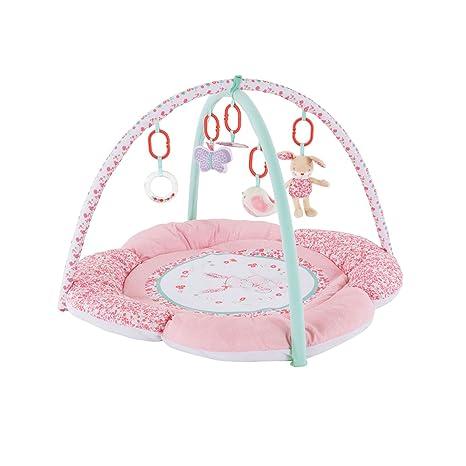 Mothercare Tapis D Eveil Jardin Rose Amazon Fr Bebes Puericulture