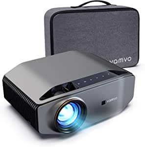 Vamvo Proyector Nativo 1080p Full HD 6000 Lux con Dolby, Pantalla de Imagen Máx de 300