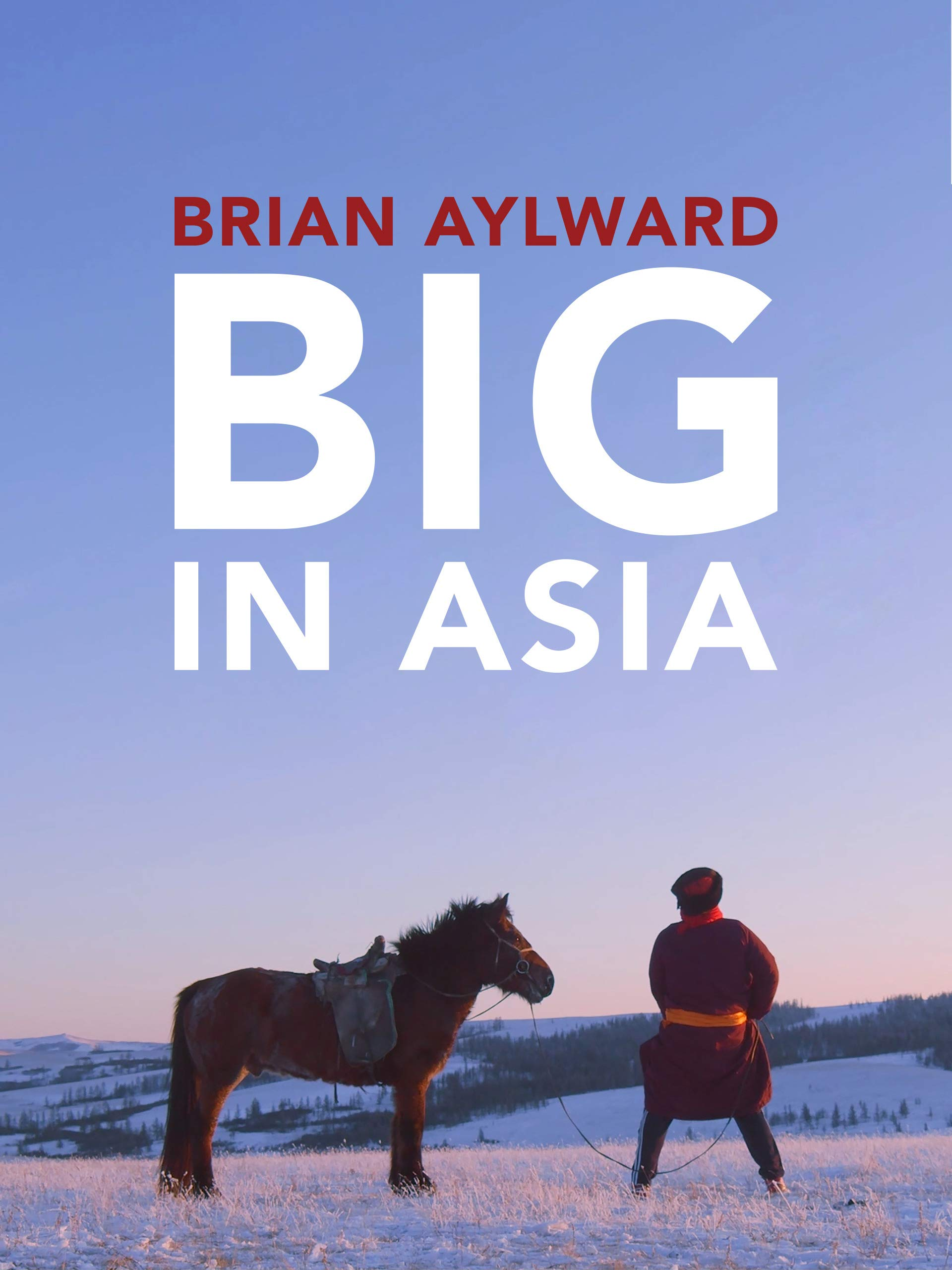 Brian Aylward: Big In Asia