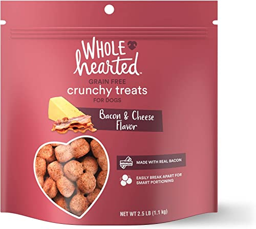 WholeHearted Grain Free Bacon Cheese Dog Treats
