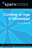 Coming of Age in Mississippi (SparkNotes Literature Guide) (SparkNotes Literature Guide Series)