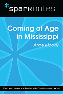 Coming of age in mississippi the classic autobiography of growing coming of age in mississippi sparknotes literature guide sparknotes literature guide series fandeluxe Gallery
