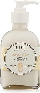 product image for FarmHouse Fresh Honey-Chai Steeped Milk Lotion, 8 Fl Oz