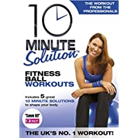 10 Minute Solution - Fitness Ball Workouts [2006]