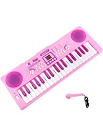Amazon Com Pianos Amp Keyboards Toys Amp Games