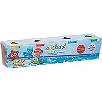 Adeland Oyun Hamuru 4'Lü Pod, Standart