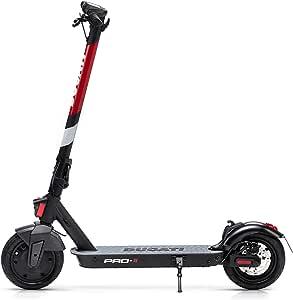 Ducati Pro-II - Patinete eléctrico, 15 kg, Motor de 350 W, sin ...