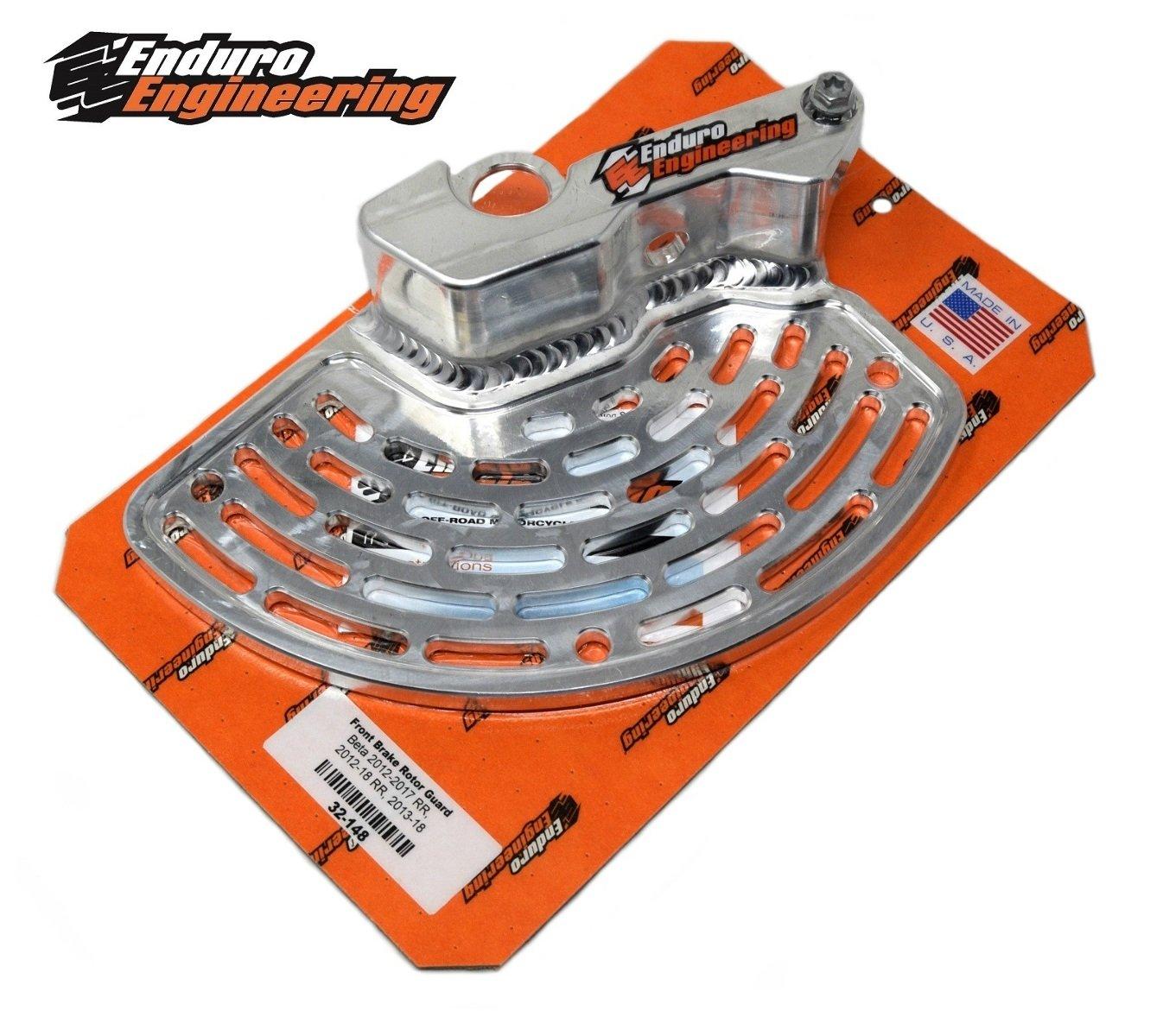 Enduro Engineering 32-148 Front Brake Rotor Disc Guard for Beta 2012-2018 RR