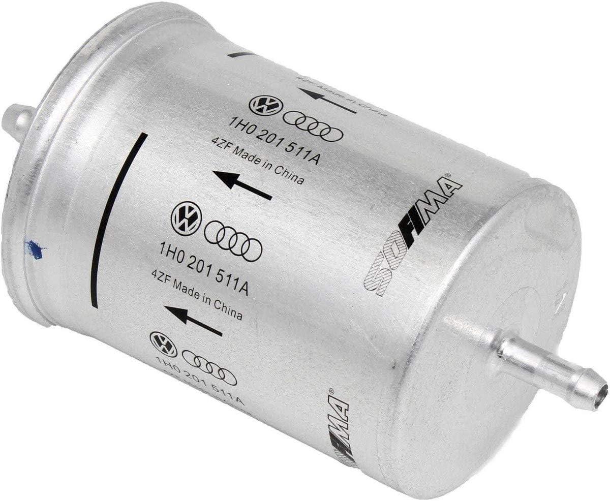 Genuine Volkswagen Fuel Filter 1H0-201-511-A
