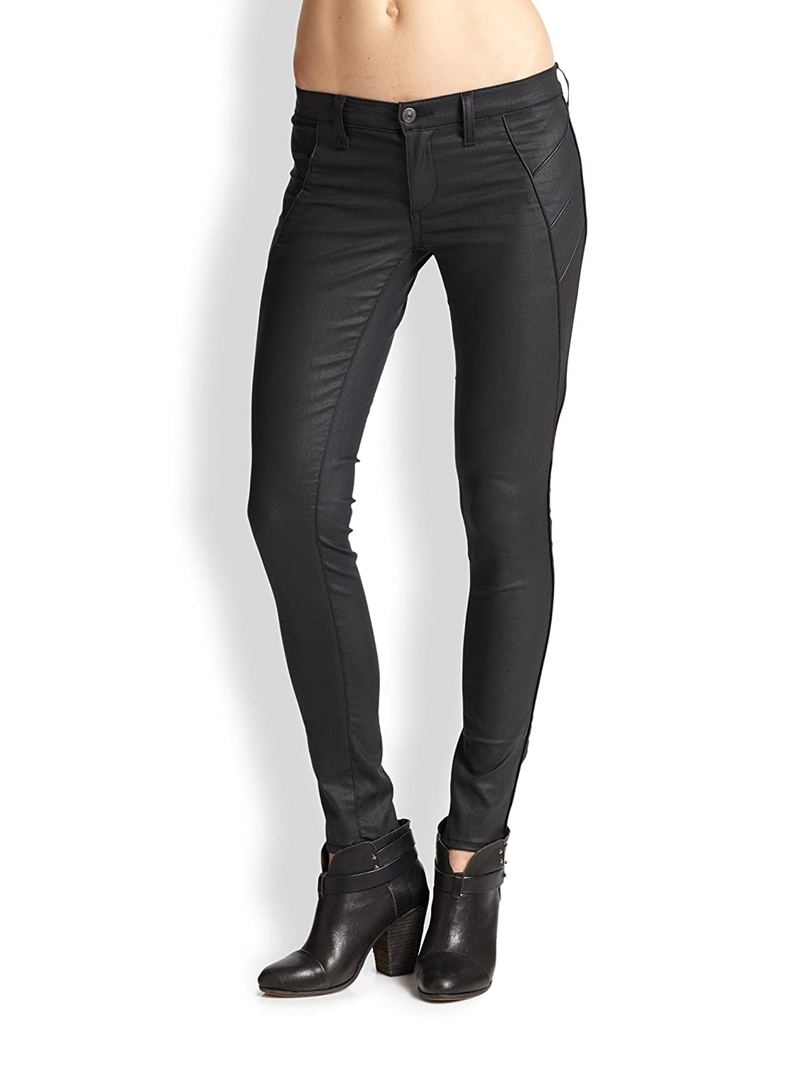 c75dc7b39e Rag   Bone Black Shoreditch Leggings Jeans 31 durable modeling ...