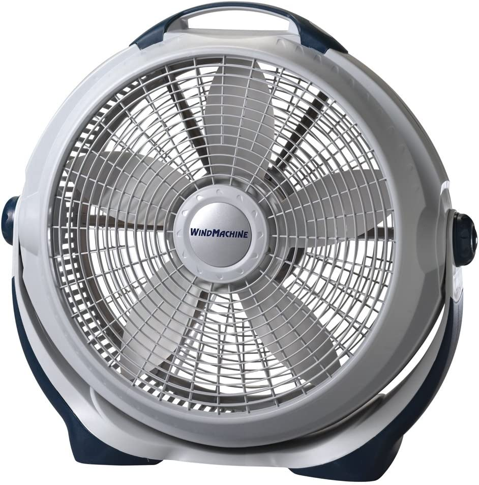 Lasko 3300 20in Wind Machine 3 Speed Cooling 3300 Renewed