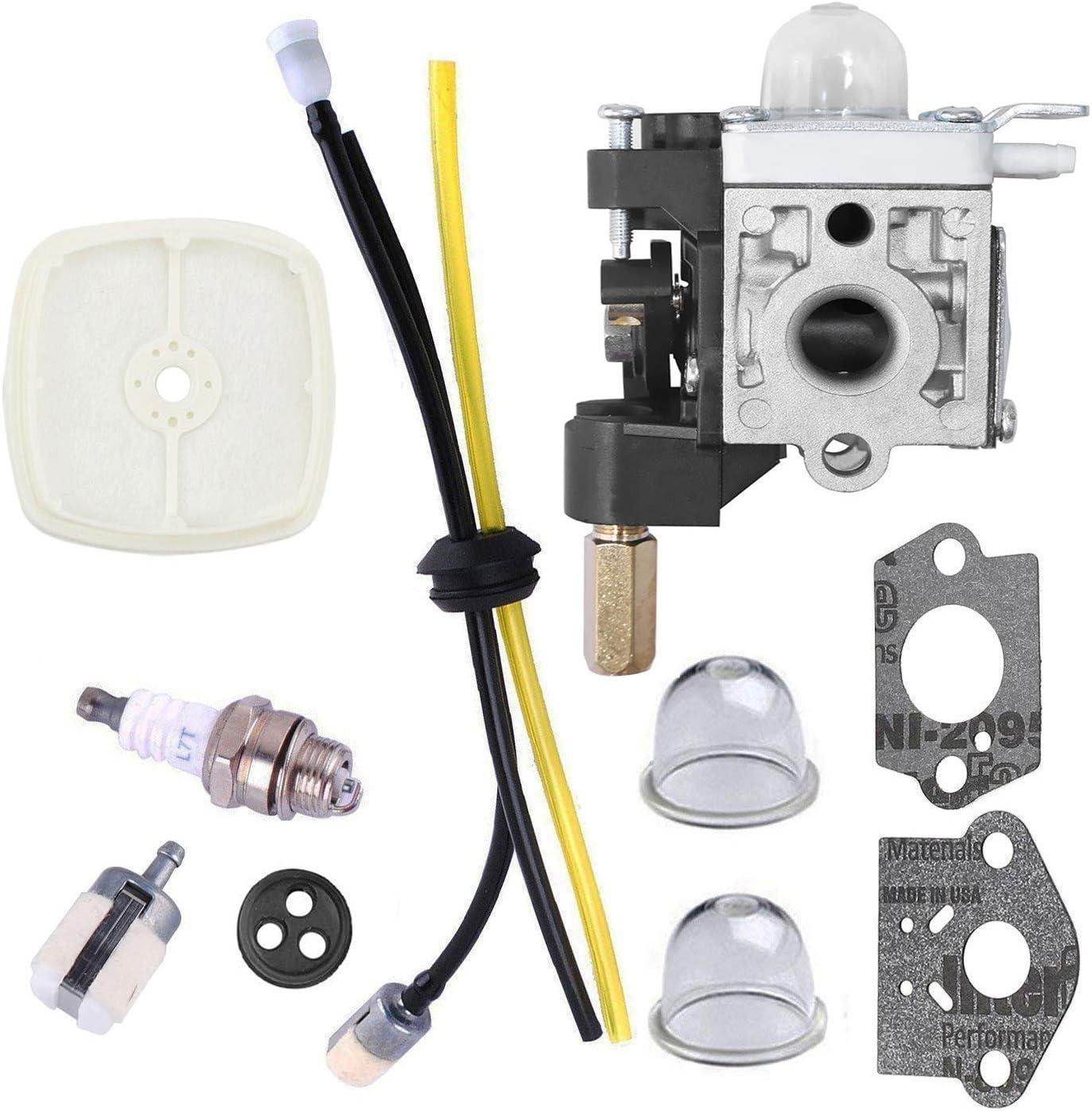 Fuel Line Hose W// Grommet Fits Echo Edger PE200 PE201  Pole Saw PPF210 PPF211