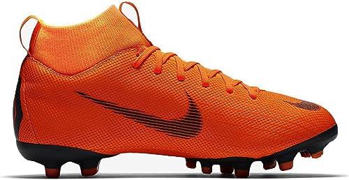 chaussure de football nike orange