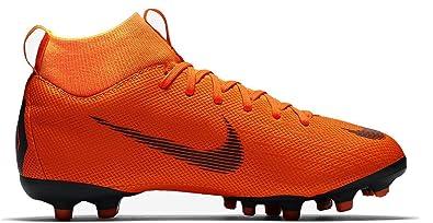 Nike Jr Superfly 6 Academy GS MG, Chaussures de Football Mixte Enfant, Orange (Total Orangeblacktotal Orang 810), 35.5 EU