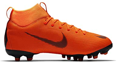 63b337036 Image Unavailable. Image not available for. Color  Nike Junior Mercurial  Superfly 6 Academy GS MG Cleats ...