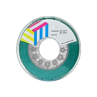 Eolas Prints | Filamento flexible 3D 100% TPU+ | Impresora 3D | Fabricado en España, Apto para usar con alimentos y crear juguetes | 1,75mm | 1Kg | Agua Marina: Amazon.es: Industria, empresas y ciencia
