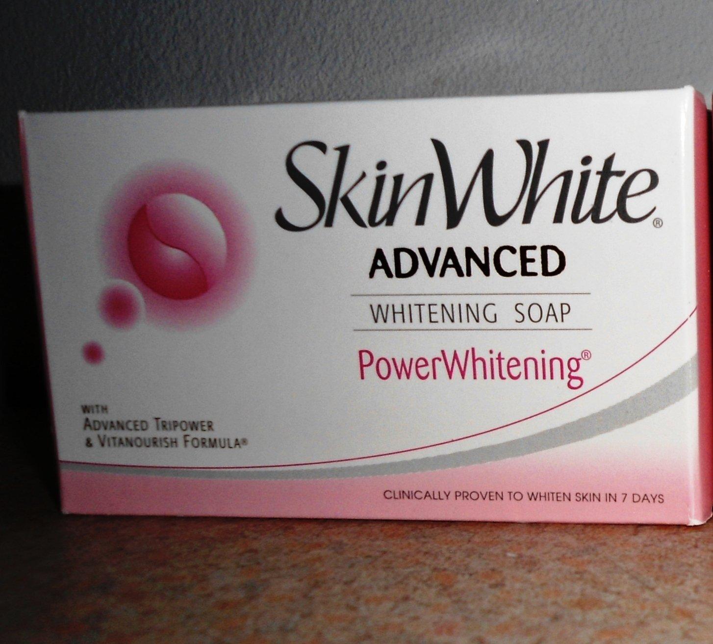 proven whitening soap