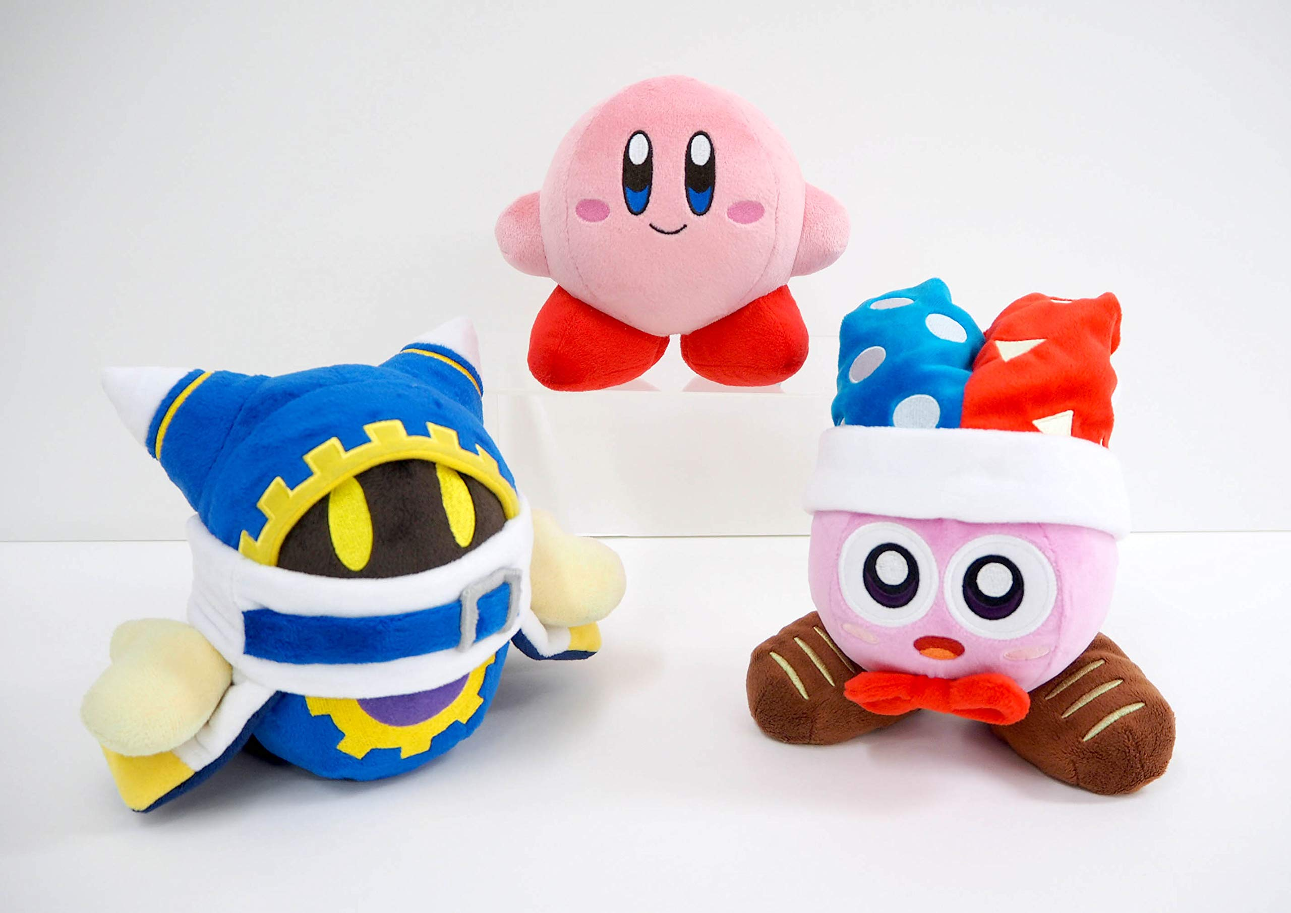 """Little Buddy Toys Official Kirby Super Star Marx 8/"""" Stuffed Plush Authentic USA"""