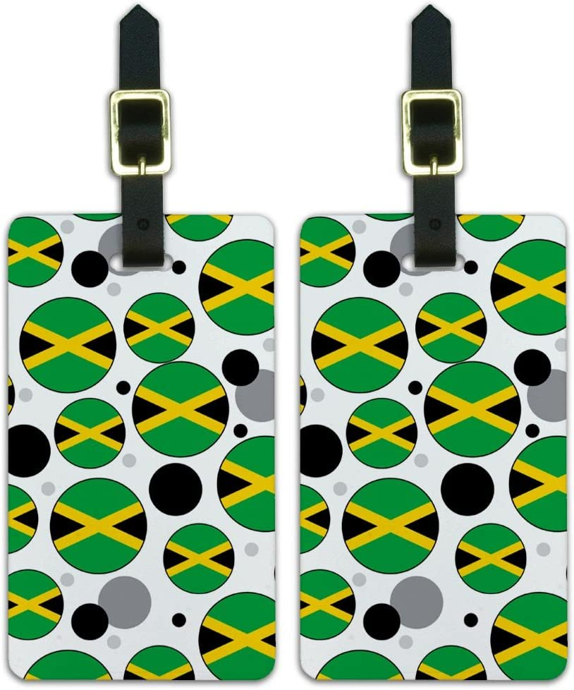 White Graphics /& More J-n-Jamaica National Country Flag