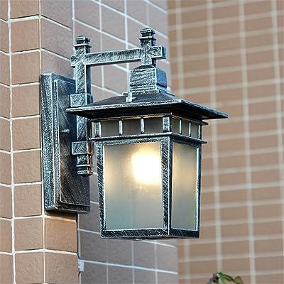 MMYNL Moderne Appliques Murales Rétro Appliques Murales Vintage Lampe Pour  Chambre Salon Bar Couloir Salle De Bains Cuisine Escalier Intérieur Lampes  ...