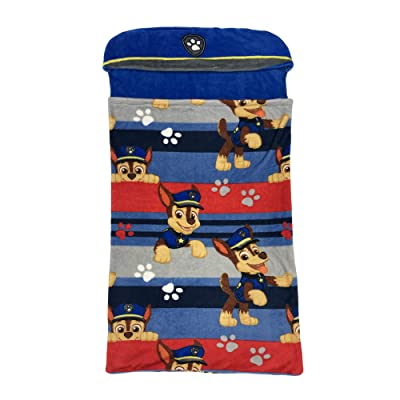 "Franco Kids Bedding Super Soft Plush Hooded Step in Blanket, 30"" x 54"", Paw Patrol: Home & Kitchen"