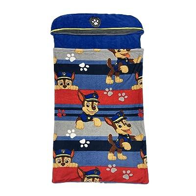 "Franco Kids Bedding Super Soft Plush Hooded Step in Blanket, 30"" x 54"", Paw Patrol: Home & Kitchen"