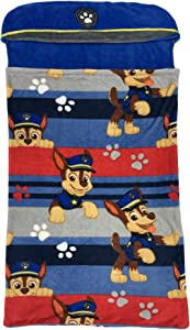 "Franco Kids Bedding Super Soft Plush Hooded Step in Blanket, 30"" x 54"", Paw Patrol"