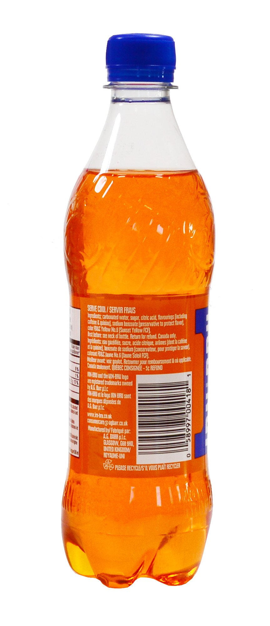Barr's Irn-Bru, 16.9-Ounce (Pack of 6) by Irn Bru (Image #4)