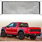AndyGo Truck Net Truck Bed Envelope Style Trunk Cargo Organizer Accessories