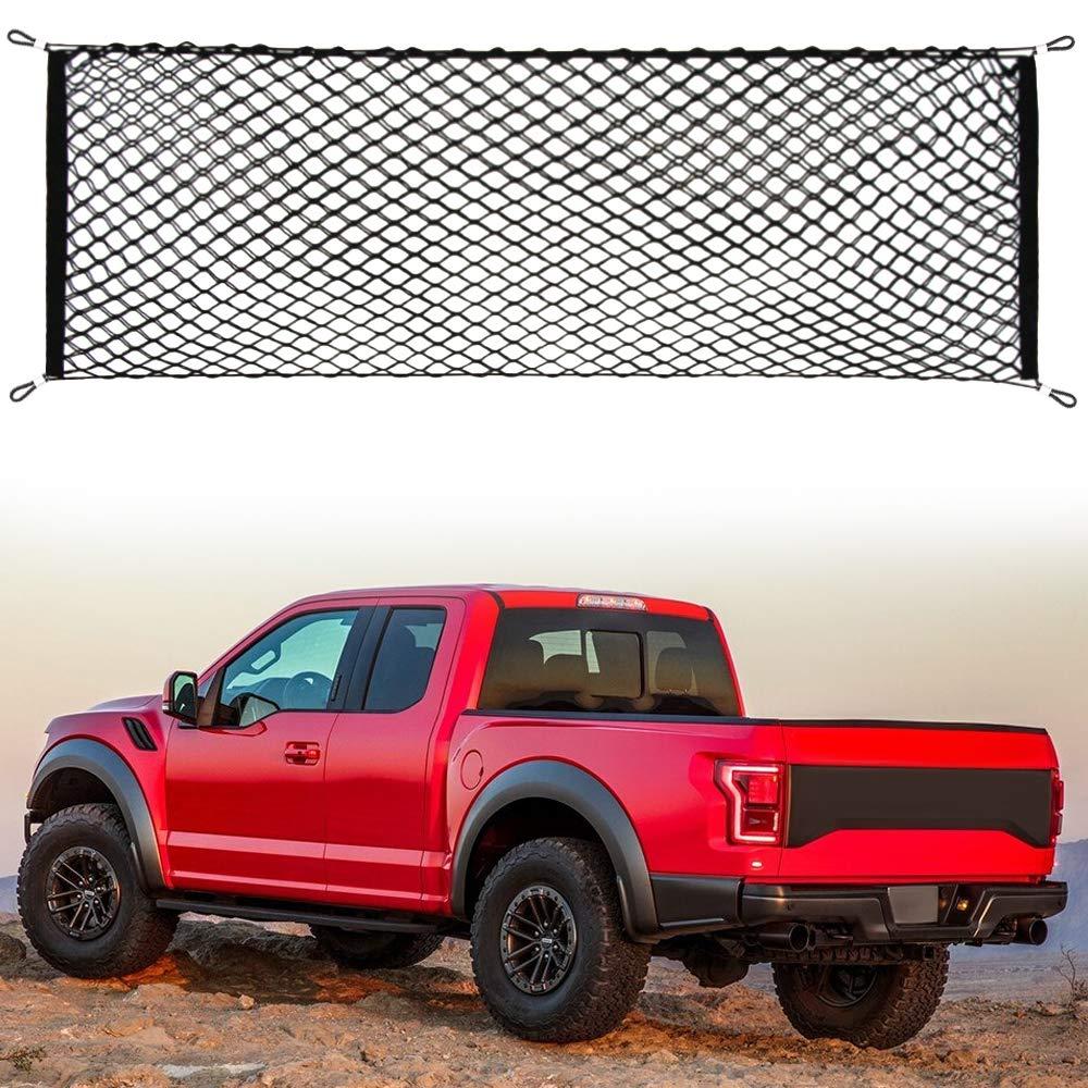 Bucada Filet Accessoires de Rangement Organisateur de Cargaison denveloppe de lit de Camion