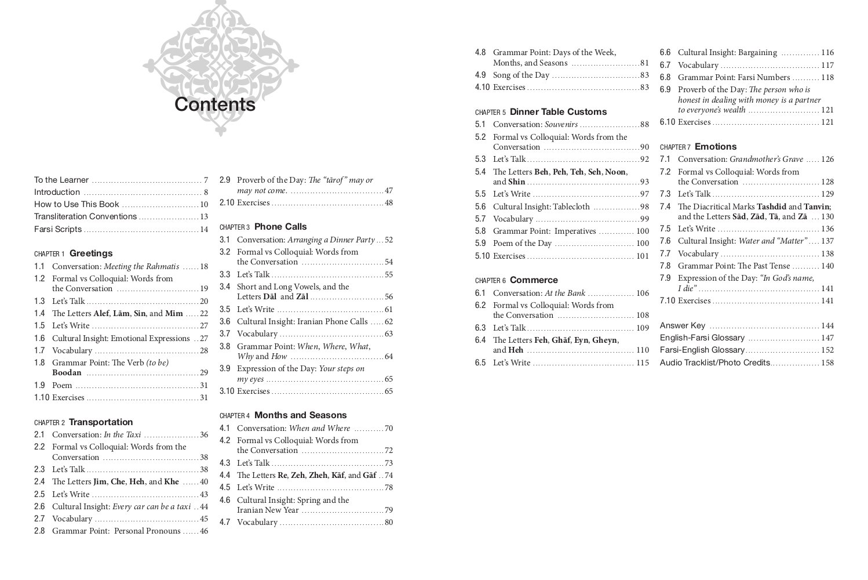 Amazon Farsi Persian For Beginners Mastering Conversational