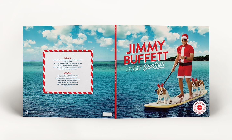 Jimmy Buffett - Tis The SeaSon (Amazon Exclusive, White Vinyl ...