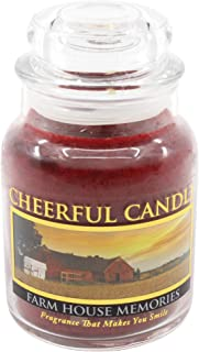 product image for A Cheerful Giver Farm House Memories Jar Candle, 6 oz
