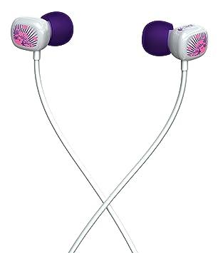 Logitech 985-000199 - Auriculares in-ear (reducción de ruido), morado