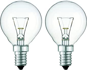 25w watt SES E14 Small Screw Cap Fridge Freezer Light Bulb NEFF BOSH HOTPOINT