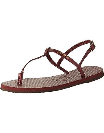 8bbf30135e Havaianas You Metallic Women's Flip Flops