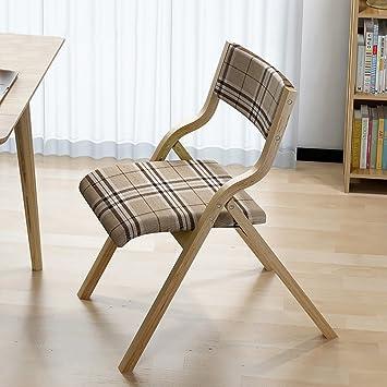 Chaise Tissu pliante Chaise simple Truss décontractée Chaise y8PN0vOmwn