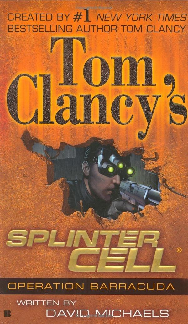 Operation Barracuda Clancys Splinter Cell