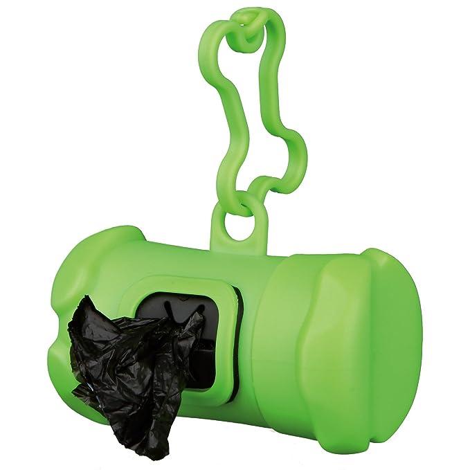 Trixie - Dispensador de plástico para bolsas de perro: Amazon.es: Ropa y accesorios