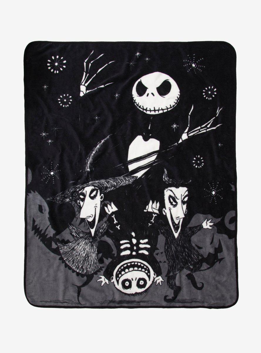 Amazon.com: Hot Topic The Nightmare Before Christmas Jack With Lock ...