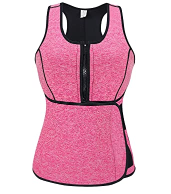 c6dac7e3b1 SlimmKISS Neoprene Sweat Vest for Women