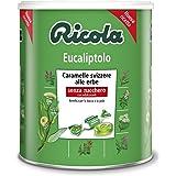 CARAMELLE RICOLA BARATTOLO EUCALIPTOLO 1KG