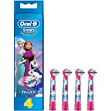 Kids By Oral-b Stages Power Frozen Heads 4 Pack