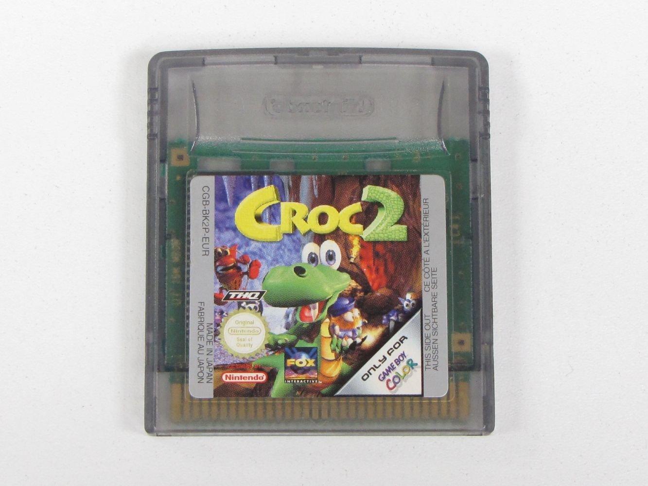 GameBoy Color - Croc 2: Amazon.es: Videojuegos