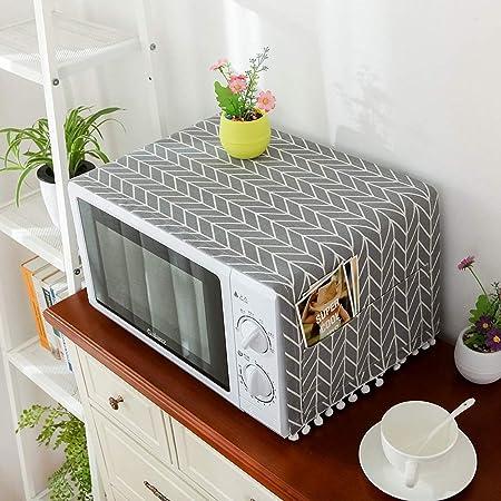 Chanhan - Funda protectora para microondas y horno, a prueba de ...