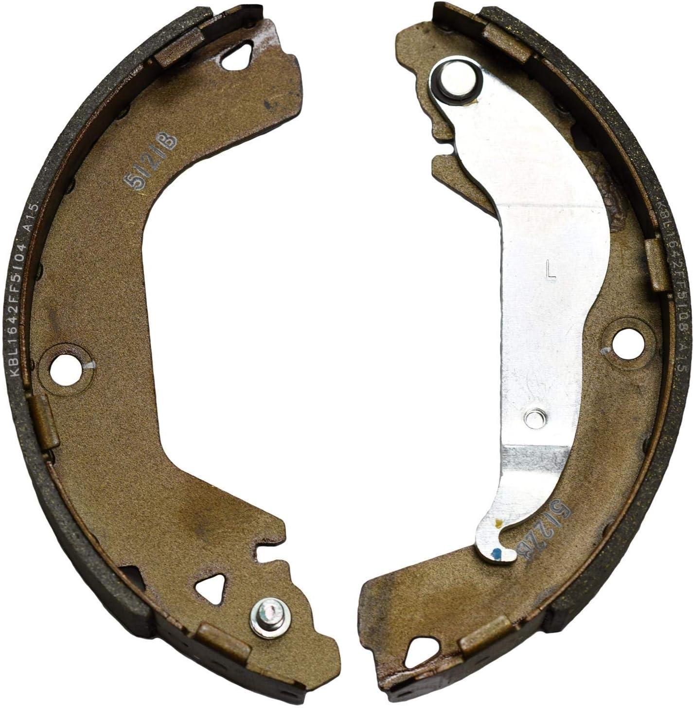 Drum Brake Shoe-Bonded Rear ACDelco Pro Brakes 171041B