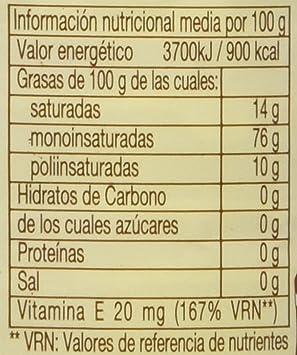 Capicua - Preparado graso Especial Para Cocinar 1 L: Amazon.es: Amazon Pantry