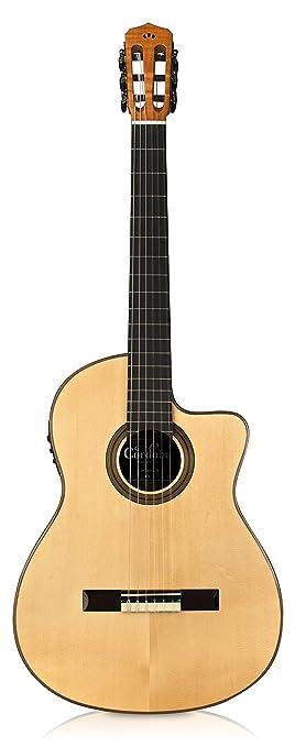 Cordoba Fusion 12 Arce acústica eléctrica (cuerdas de nailon para guitarra clásica: Amazon.es: Instrumentos musicales